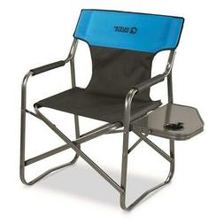 Oversized Camping Lounge Directors Chair Big Folding Heavy D
