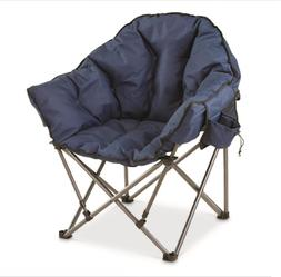 Guide Gear Oversized Club Camp Chair 500 Lb Capacity Foldabl