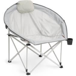 Oversized Cozy Camp Chair