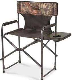 Guide Gear Oversized Tall Director's Camp Chair, 500-lb. Cap