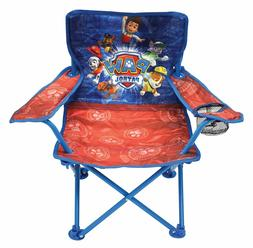 Nickelodeon Paw Patrol Fold N' Go Patio Kids Chairs for Outd