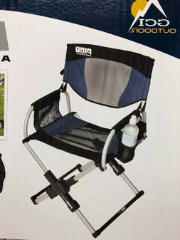 GCI OUTDOOR PICO COMPACT TELESCOPING FOLDING CHAIR WITH CARR