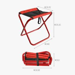 Portable Barbecue Fishing Camping Folding Lightweight Chair