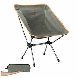 KingCamp Portable Camping Beach Folding Chair Compact Ultral