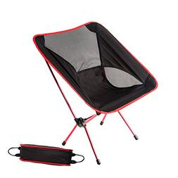 HASLE OUTFITTERS Portable Camping Chairs, Hiking Camping Cha
