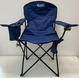 portable camping quad chair 4 can cooler