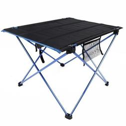 Portable Folding Aluminium Table Chair Camping Outdoor Fish