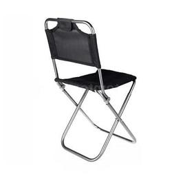 Portable Folding Aluminum Oxford Cloth Chair Outdoor Fishing