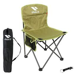 Portable Folding Camping Chair, Lightweight Portable Chair f
