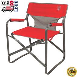 Portable Folding Camping Chair Outdoor Director Heavy Duty O