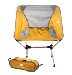 Portable Folding Chair Camping Backpacking Fishing Beach Out