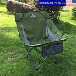 Portable Folding Chair Fishing Outdoor Sports Travel Ultrali