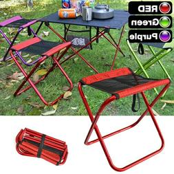 portable folding chair outdoor camping fishing picnic