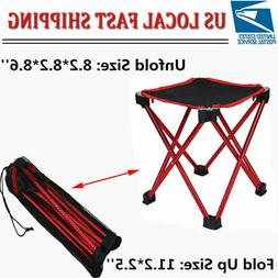 Portable Folding Chair Outdoor Camping Fishing Picnic Beach