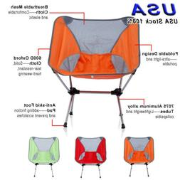 Portable Outdoor Folding Camping Hiking Chair Ultra Light Pi