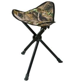 Ameristep Portable Tripod Stool Seat Chair for Hunting Blind