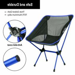 Portable Ultralight Outdoor Folding Chair Seat Fishing Campi