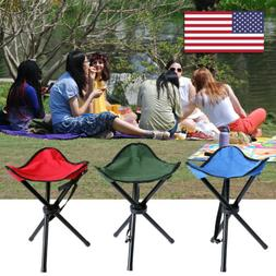 Protable Outdoors Sport Triangle Folding Hiking Garden Campi
