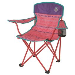 Quad Chair Kids Beach Camping Folding Kid Easy Carry Outdoor