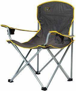 Quik Chair Heavy Duty Folding Camp Chair, Extra Large Foldin