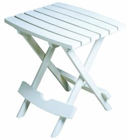 Adams Manufacturing Corporation Quik-Fold Side Table