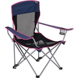 BUNDOK  reclining mesh chair BD-158M