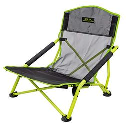 ALPS Mountaineering Rendezvous Elite Folding Camp Chair, Bla