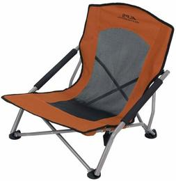 ALPS Mountaineering Rendezvous Folding Camp Chair - Rust