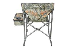 Rocker Camping Chair Durable Rust Resistant Steel Frame Stro