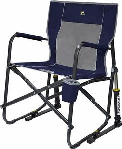 Rocker Chair Outdoor Rocking Folding Portable Freestyle Camp