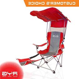 Raise Your Game RYG Folding Camping Chair Set, Portable Outd