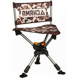 Chama Chairs All-Terrain 360° Swivel Hunting/Camping Chair