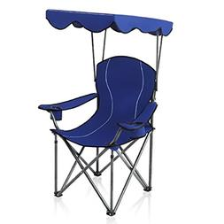 shade canopy chair folding camping