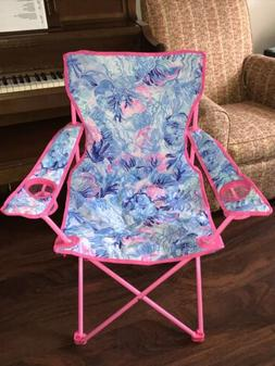 Lilly Pulitzer SHADE SEEKERS FOLDING CHAIR Beach Camping & C