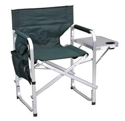 Stylish Camping SL1204GREEN Full Back Folding Director's Cha
