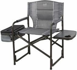 Timber Ridge Laurel Director's Chair with Cooler Bag & Side