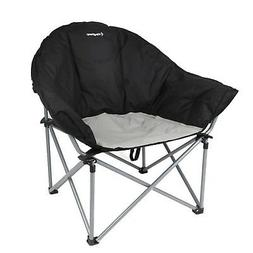 KingCamp Sofa Camping Chair Moon Saucer Oversized Padded Fol