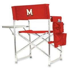 Sports Folding Chair Travel Tailgating Camping BBQ Universit