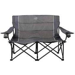 Timber Ridge Spruce Duo Loveseat Oversize Quad-Folding Camp