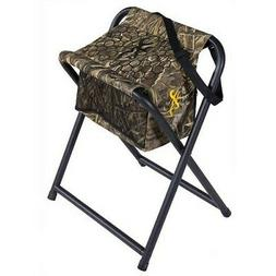 Browning Camping SteadyReady Hunting Stool with Insulated Co