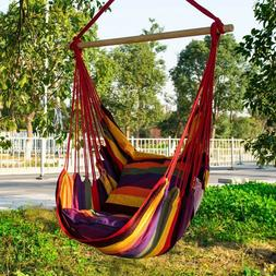 Swing Hammock Hanging Chair Outdoor Porch Patio Yard Camping