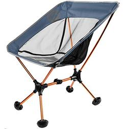 Terralite Portable Camp Chair. Perfect For Camping, Beach, B