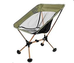 WILDHORN OUTFITTERS Terralite Portable Folding Camp Chair He
