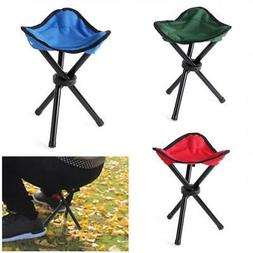 Travel Slacker Tripod  Folding Chair Camping Stool Seat Hiki