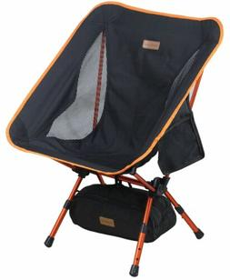 Trekology YIZI GO Compact Portable Camping Chair with Adjust