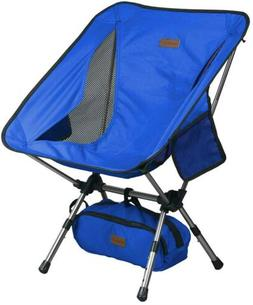 Trekology YIZI Go Portable Camping Chair Adjustable Height -