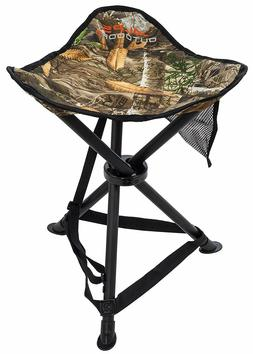 Tri-Leg Stool Chair Camouflage Hunting Folding Stool Camping