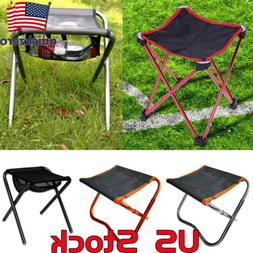 Ultralight Fishing Chair Portable Folding Camping Stool for