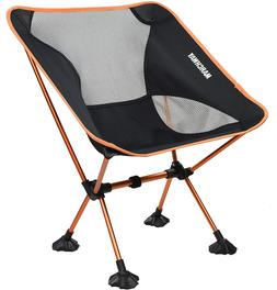 ultralight folding camping chair with anti sinking