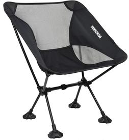 Marchway Ultralight Folding Camping Chair With Anti-Sinking